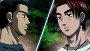 S5E04 Takumi and Kai see eachother