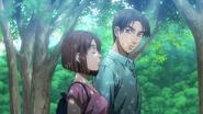 L3 Takumi and Natsuki on a date at Lake Akina