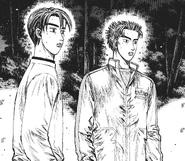 Takumi and Keisuke Ch243