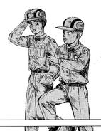 Takumi and Itsuki Ch145