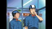 Iketani and Itsuki in Extra Stage