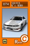 SS074 Silvia Ks Aero S14