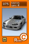 SS075 Silvia Spec-R