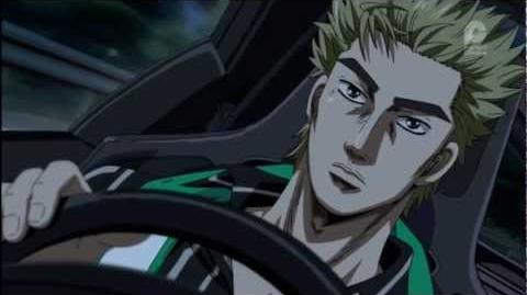 """Initial D 頭文字D Fifth Stage - Episode 2 """"The New Battlefield"""" (English subtitles) 720p HD"""