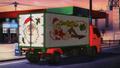 Third Stage Christmas Isuzu Elf