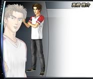 Keisuke Takahashi Profile AS7