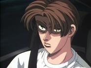 S1E15 An angry Takumi races with Shingo