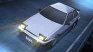 Shinji AE86 Coupe