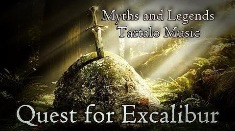 Epic Celtic Music - Quest for Excalibur - Myths & Legends - Tartalo Music