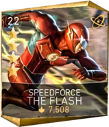 Speedforce the flash