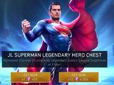 JL Superman Legendary Chest