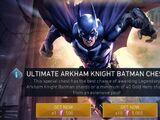 Ultimate Arkham Knight Batman Chest