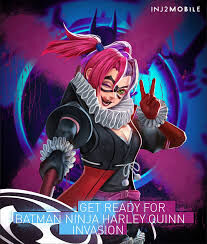 Batman Ninja Harley Quinn Injustice 2 Mobile Wiki Fandom