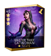 Master thief catwoman