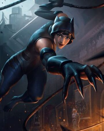 Master Thief Catwoman Injustice 2 Mobile Wiki Fandom