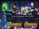 Suicide Squad Team Chest