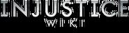 Injustice Wordmark