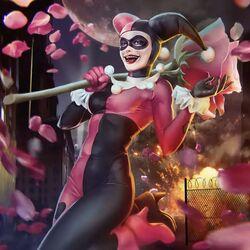 Heartbreaker Harley Quinn