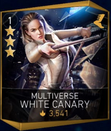 Multiverse White Canary card