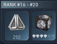 Raid rank 16-20