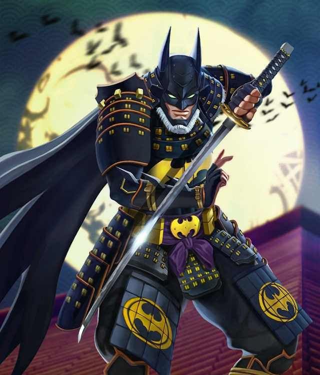 Batman Ninja Batman Injustice 2 Mobile Wiki Fandom