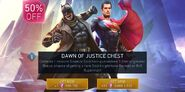 Dawn of Justice Chest