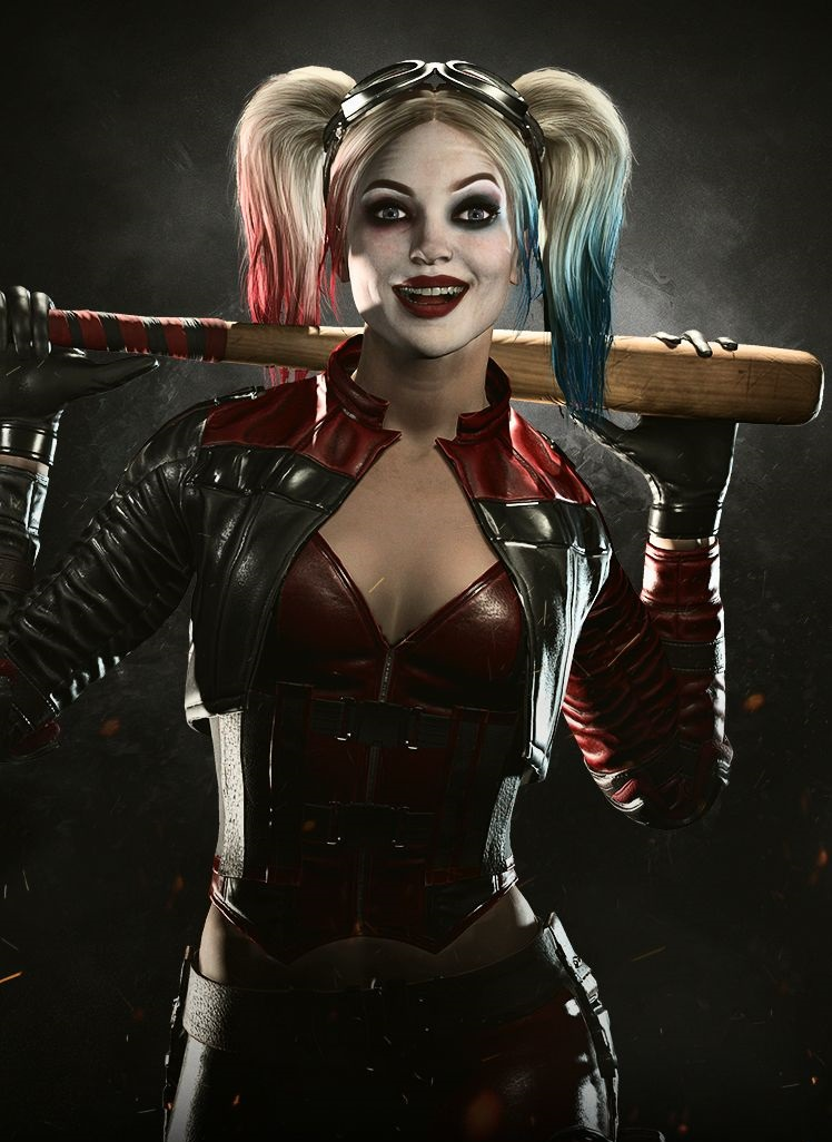 Harley Quinn Character Injustice 2 Mobile Wiki Fandom