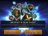 Artifact & Gear Chest