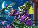 Batman Ninja Lord Joker