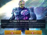 Ultimate Brainiac Chest
