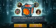 Justice League Power Up Chest