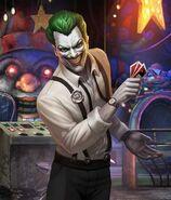 Last Laugh Joker (No Gear)