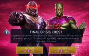 Final Crisis Chest