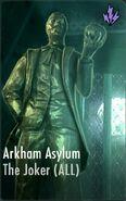 Arkham Asylum Support Card