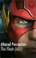 Altered Perception Support Card