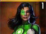 Green Lantern/Jessica Cruz Rebirth