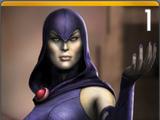Raven/Teen Titans
