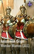 Amazonian Origin Support Card