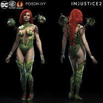 Внешний вид Ядовитый Плющ в Injustice 2.jpg