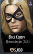 Black Canary iOS