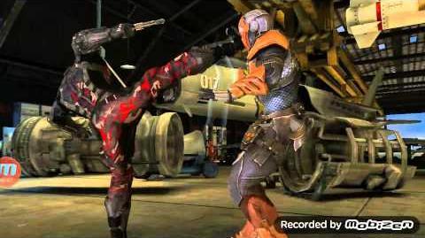 The Arkham Knight Super Move