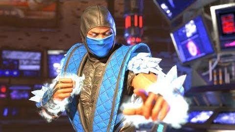 """Injustice 2 - Sub-Zero """"Mythologies"""" Full Epic Gear Set 3 3 (1080p 60FPS)"""