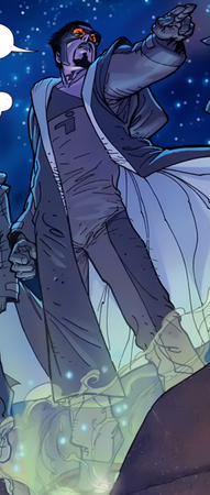Zod/Injustice Comic