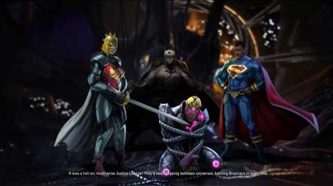 Injustice 2- Green Arrow's Ending