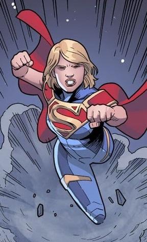 Supergirl/Injustice Comic
