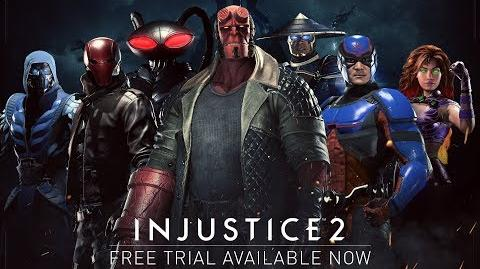 Injustice 2 Free Trial!