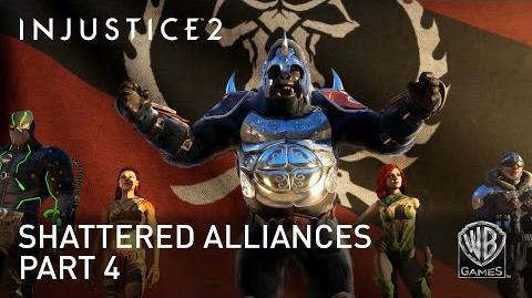 Injustice 2 - Shattered Alliances Part 4