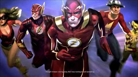 Injustice 2- The Flash's Ending