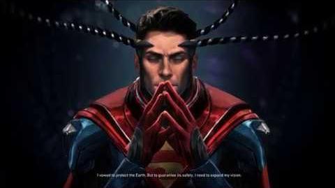 Injustice 2- Superman's Ending