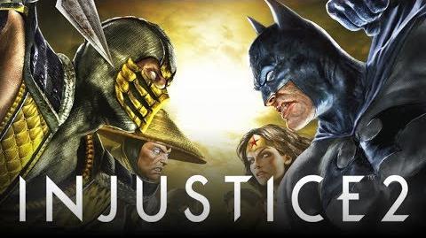 "Injustice 2 ALL ""Mortal Kombat vs DC Universe"" Easter Eggs & References! (Injustice 2 Easter Eggs)"